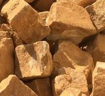 Blocs en pierres dorées pour la maçonnerie paysagère à Lyon